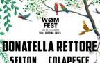 In arrivo la seconda edizione del WØM FEST